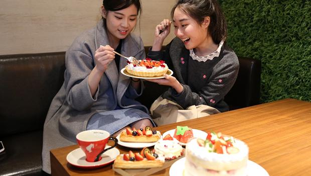 少女心噴發!》裕元酒店莓艷初春 風潮特色裸蛋糕迎戰草莓季