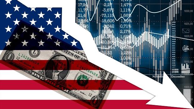 大崩盤!美股創8個月來最大跌幅後,股票市場目前是「修正」?還是進入「熊市」?