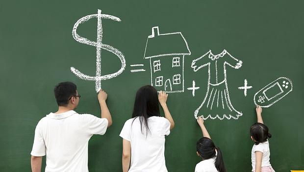 四口之家沒存款賣家產還房貸…家庭理財鐵三角:投資、保險、存款缺一不可!
