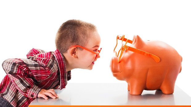 向股神學理財》巴菲特自製漫畫教會孩子的事:當你真正存一分錢,才真正賺進這一分錢!