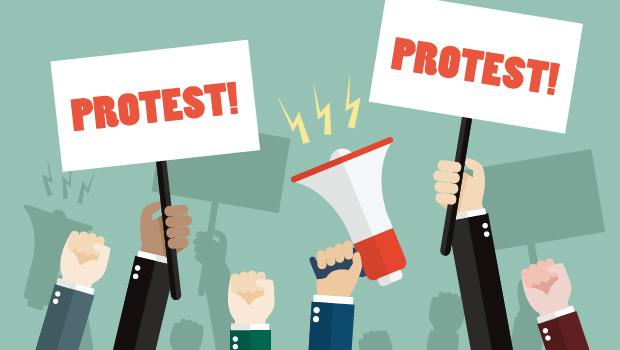 百萬港人反送中,如何用英文解釋引渡條例、罷工、抗議?