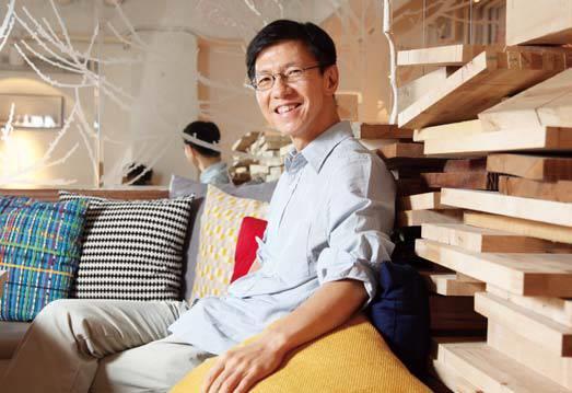 甫出新書的王文華,最偏愛ETF做為長期投資的工具。