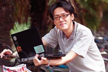 ▲科技業研究工程師 喬飛