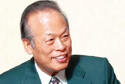▲轉型有成,仙妮蕾德董事長 陳得福
