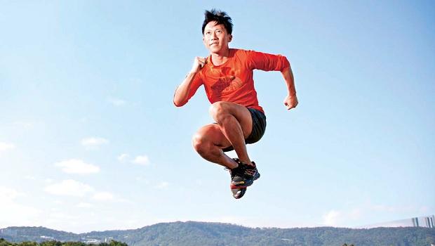 「極地馬拉松是我的生命和信仰」