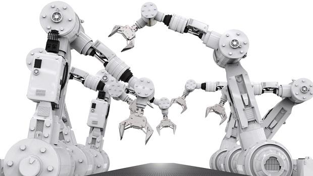 機器人產業將每年成長22%