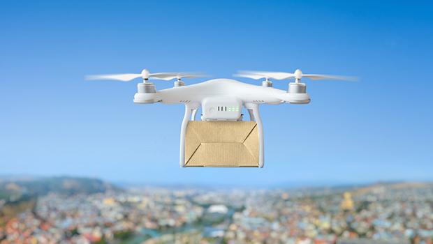 推出無人機送貨、太空住宅區!亞馬遜未來10年大預言