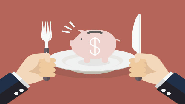 從每天吃外食到自備午餐,逐步縮減伙食費...別小看小額開銷,無形中累積的錢比你想像的還要多
