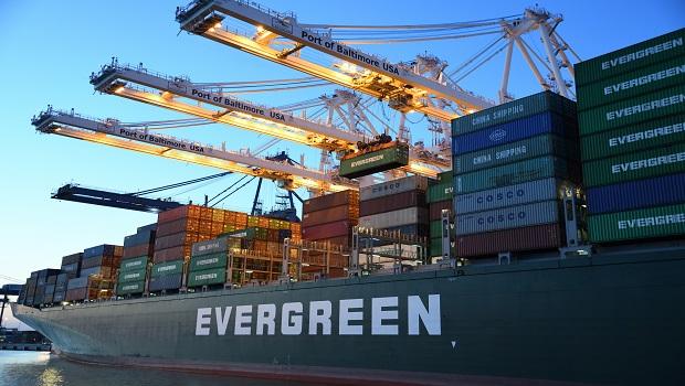 航運領軍強漲!貨櫃3雄全面漲停、台股重回1萬7,400點