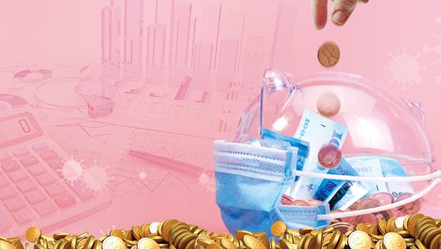 封面故事搶先讀◆4張表助你增加財務防疫能力