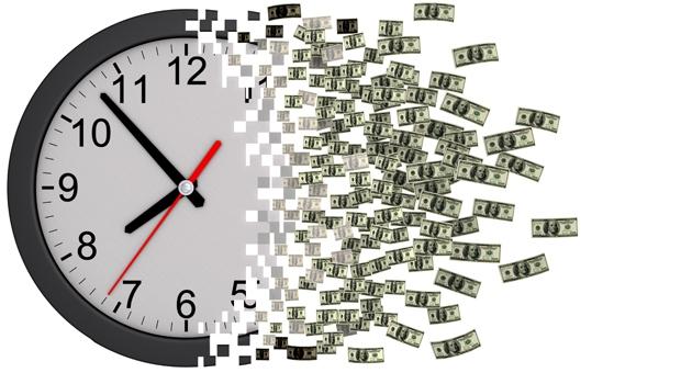 想退休嗎?3張表逼你面對現實!如果不投資,你現在的錢能花幾年?