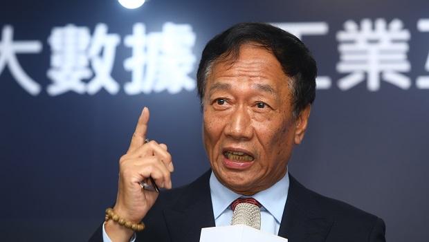 郭台銘參選2020》「媽祖有旨」商界強人選總統,台灣未來經濟能否跟鴻海一樣輝煌?