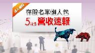 存股名單》達人嚴選存股名單懶人包,5月份營收速報